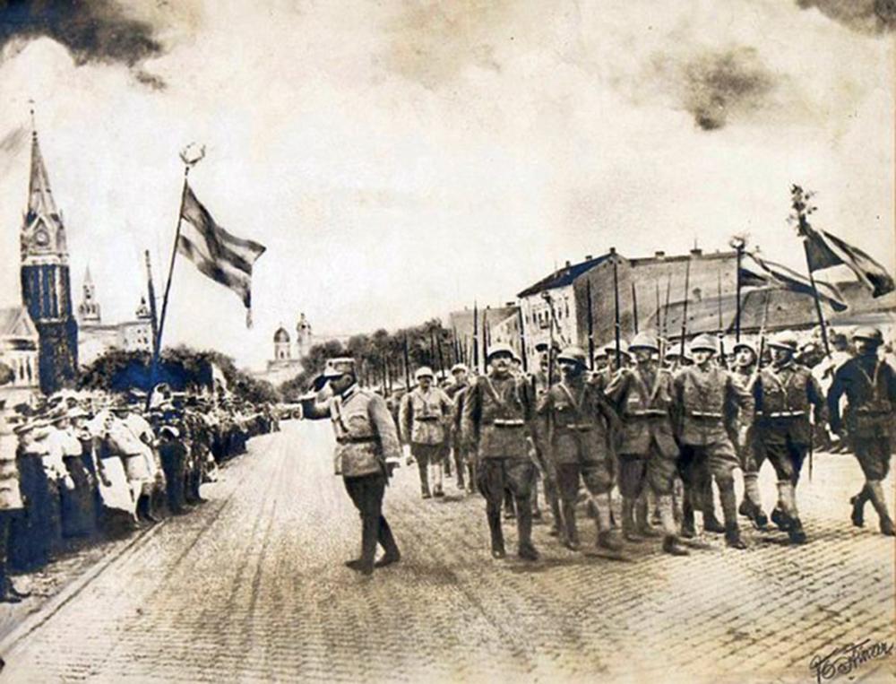 Intrarea Armatei Române în Arad, Complexul Muzeal Arad
